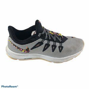 NIKE Running WOMEN'S Shoes gray black size 8